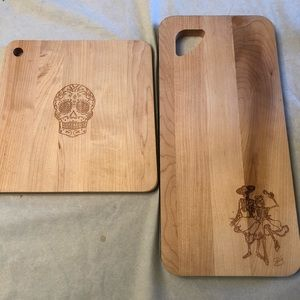 Day of the Dead Cutting Boards